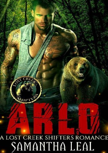 Samantha Leal - Lost Creek Shifters #1 - Arlo [revisado]