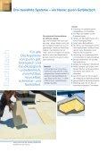 flachdach Immer die richtige Lösung: puren Flachdach ... - Soprema - Seite 6