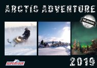 Supertour Katalog 2019 (Arctic Adventure)