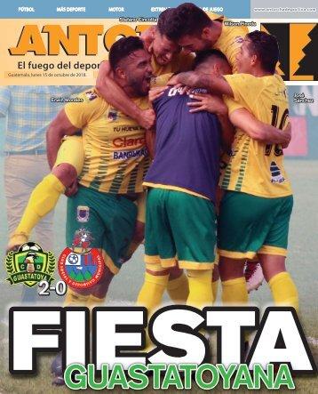 Antorcha Deportiva 338