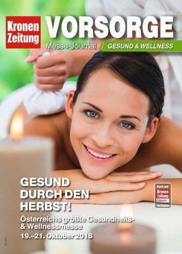 Gesund & Wellness 2018-10-13