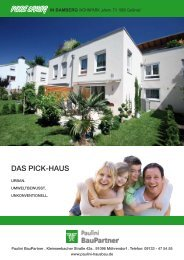 PURE LIVING - Paulini BauPartner GmbH