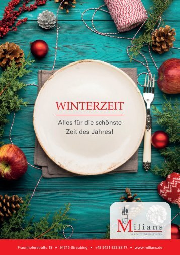 Weihnachtsbroschüre A4 Webversion