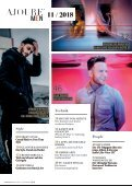 AJOURE´ Men Magazin November 2018 - Seite 4