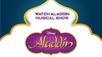Get Your Aladdin Tickets Cheap