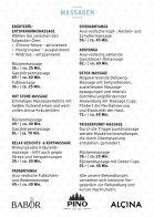 Zugbrücke Wellnessbroschüre 2019  - Seite 7