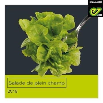 Salade plein champ 2019