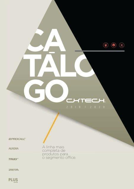 Catálogo Digital CHTECH Distribuidora
