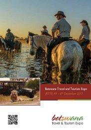 BTTE Travel Manual 2017