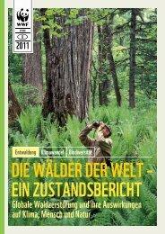 Die Wälder der Welt - WWF Schweiz
