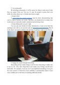 Cover Letter Help: Things to Pay Attention to - Page 3