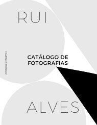 Catálogo de fotografias   Rui Alves   Out 18 N.1