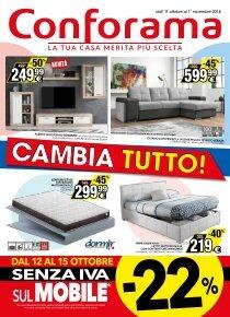 quality design e9d0b a6686 Conforama Castel Mella (BS) - Via Padania, 12, 25030, Castel ...
