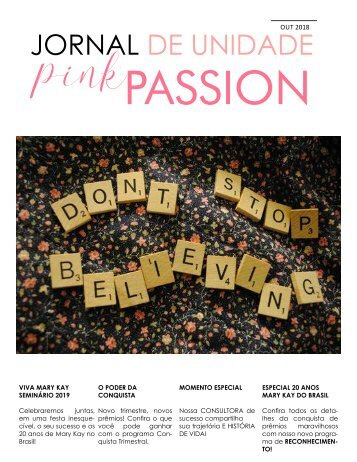 jornal PINK PASSION_outubro