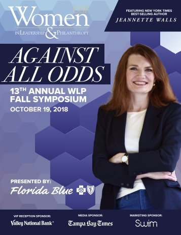 13th Annual WLP Fall Symposium Program