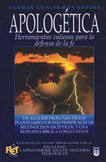 Apologetica - Norman Geisler , Ron Brooks