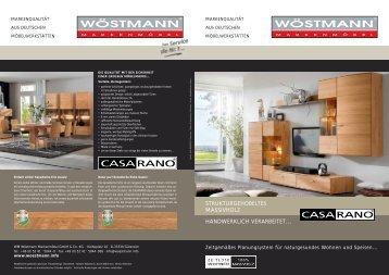 Casarano - Wöstmann Markenmöbel