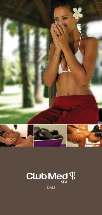 Download our spa menu - Mandara Spa