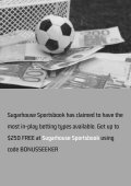 Type of Online Sports Betting in New Jersey - Page 5