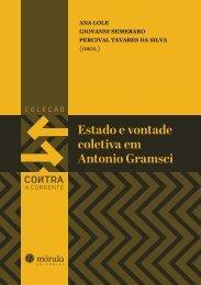 Estado e vontade coletiva em Antonio Gramsci