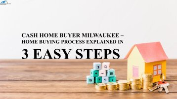 The 3 Step Process To Selling A Home With Fast Home Buyers