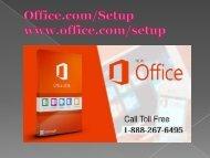 Office.com/setup - Redeem Office Setup Product Key