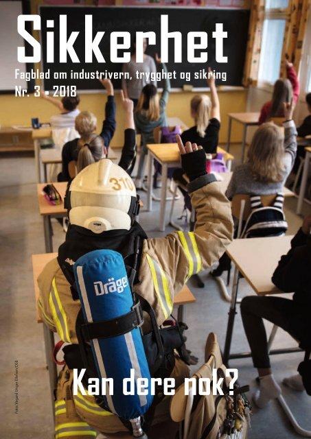 Sikkerhet nr 3. / 2018 opplæring