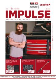 2018-Gedore Red Impulse