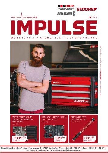 2018-Gedore Red Impulse