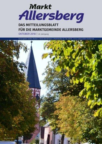 Allersberg - Oktober 2018