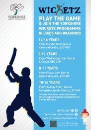 Wicketz Leeds  Bradford