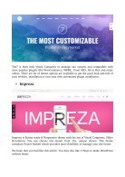 Top 5 Most Popular WordPress Themes - Page 3