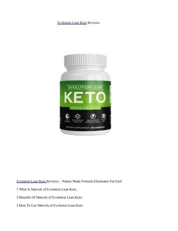 http://market4supplement.com/evolution-lean-keto/