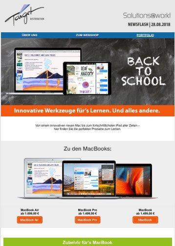 Back to School - iPad & MacBook