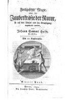 Zauberkräfte der Natur (Band 4) 1792 - Page 3