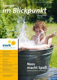 EWK Magazin1/2016