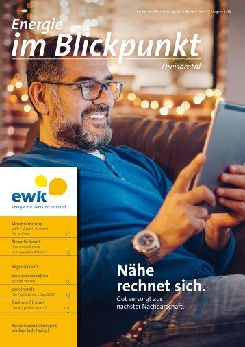 EWK Magazin 2/2016
