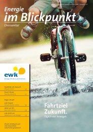 EWK Magazin 1/2017