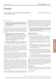 Prospera S Tier 1 Law Firm Review 2012 Sweden Tns Prospera