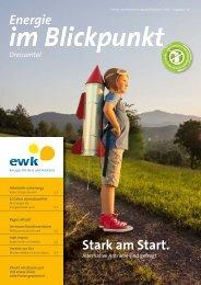 EWK Magazin 1/2018