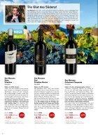 Weinzeche Weinletter 11_2018 – Die Kunst des Genießens - Seite 6
