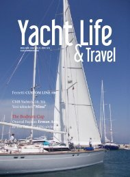 Yacht Life & Travel 2018 Ekim