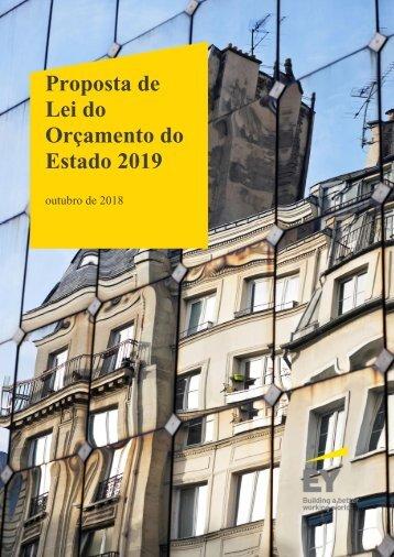 Proposta de Lei do Orçamento do Estado 2019