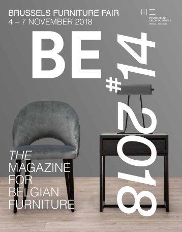 BE Magazine 2018 EN