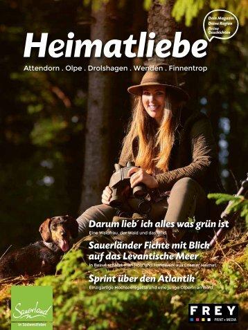 HEIMATLIEBE-BIGGESEE Augabe 5 Sommer 2018