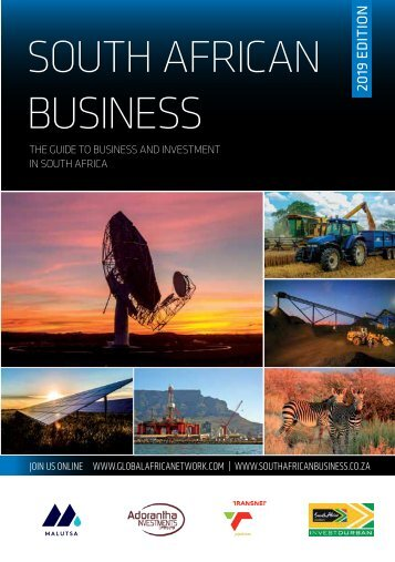 South African Business 2019 edition
