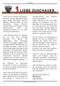 Stadionzeitung TSV Buchbach - SpVgg Oberfranken Bayreuth - Seite 6