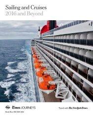Times Journeys Cruise Catalog 2016