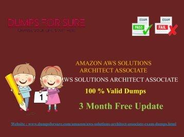 AWS Solutions Architect Associate Dumps (1)