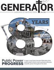 Fall 2018 Generator